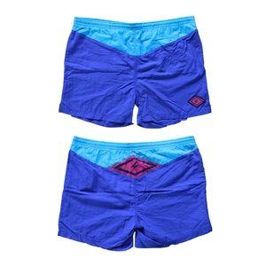 Other - Vintage Lightning Bolt Brand Swimming Shorts